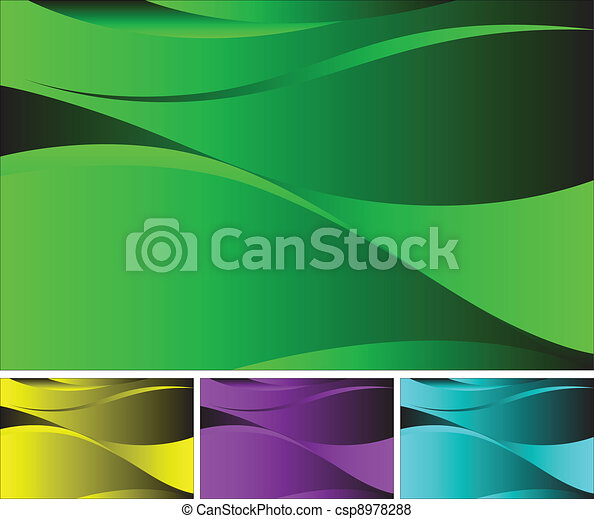 Abstract ripple background (EPS) - csp8978288