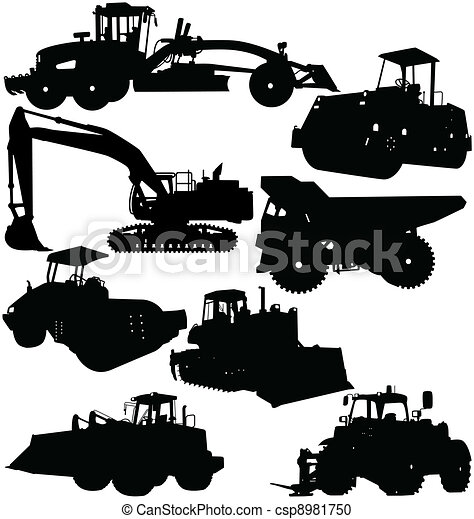 Construction Equipment - csp8981750