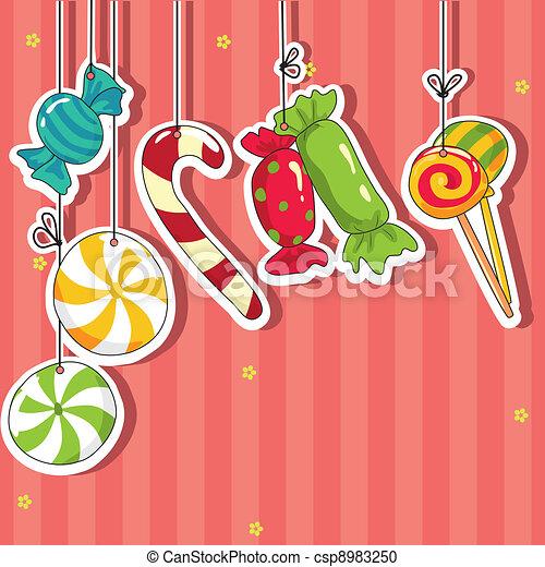Sweets - csp8983250