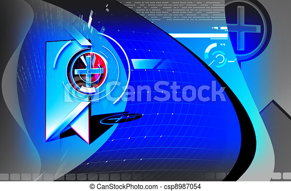 Clinical symbol - csp8987054