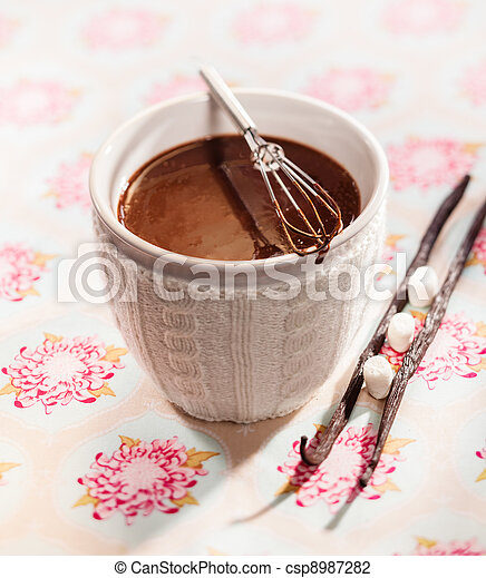delicious melted chocolate - photo #15