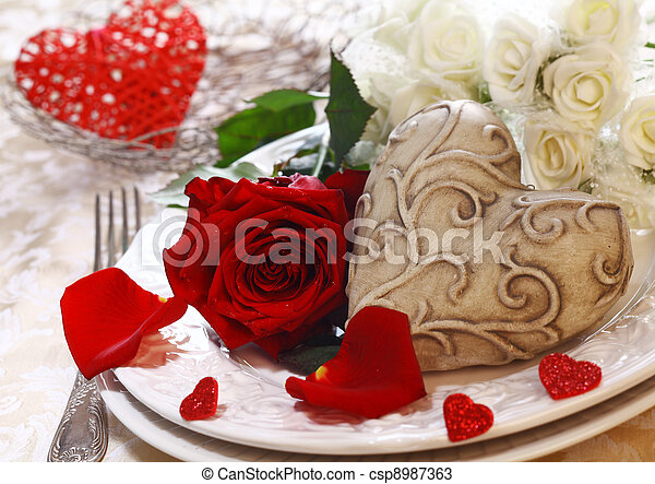 Place Setting - csp8987363