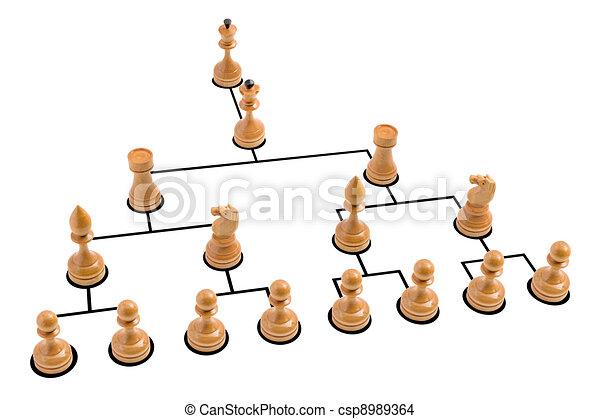 Organization chart - csp8989364