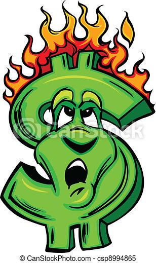 clipart vector of burning money cartoon face cartoon free happy face clip art black and white free happy face clip art black and white