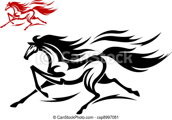Mustang Stock Illustrations. 3,515 Mustang clip art images and ...