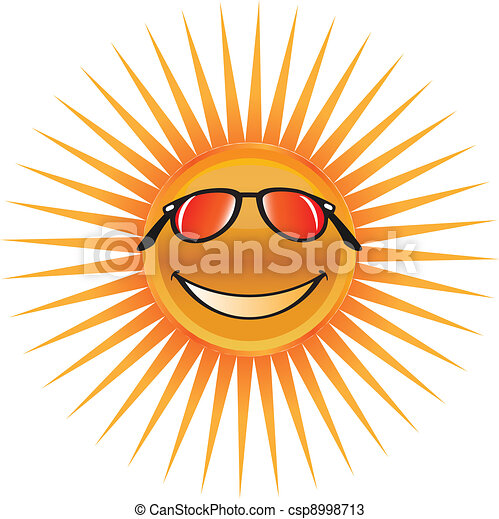 Summer sun - csp8998713