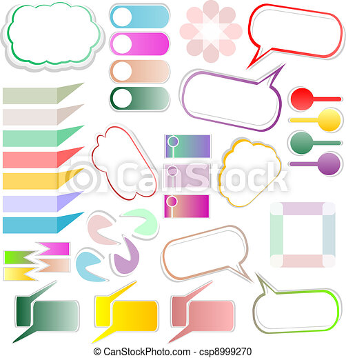 Text Designs Design Elements Text Box