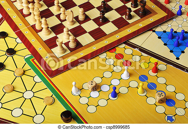 Board games - csp8999685