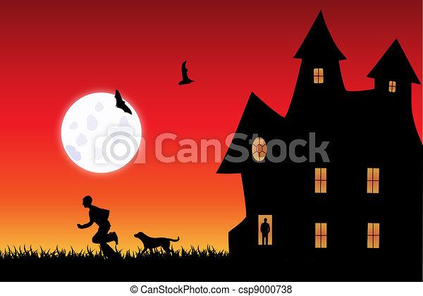 Twilight Scene - csp9000738
