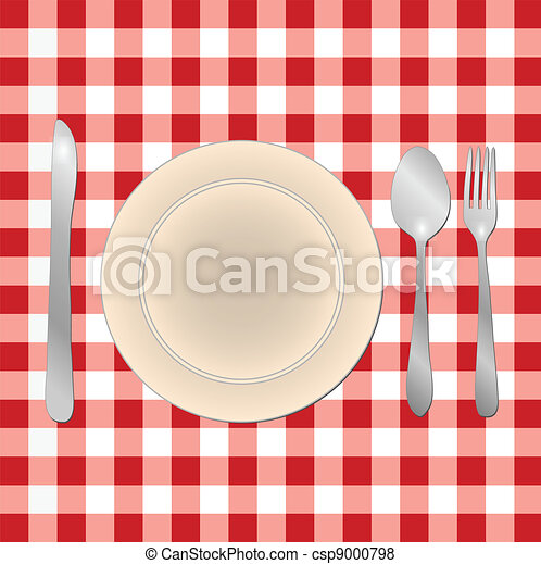 Meal Setting - csp9000798