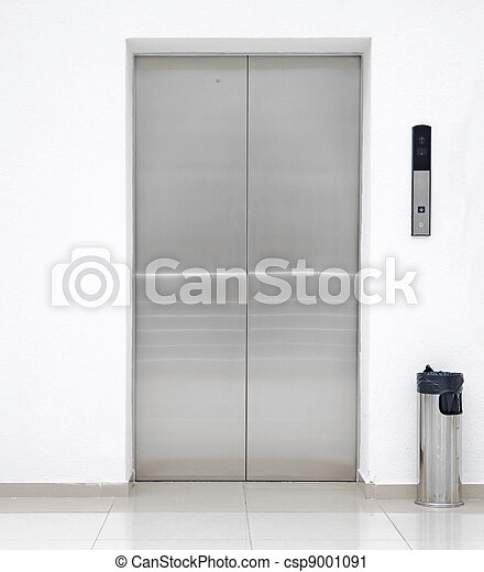 single elevator door - csp9001091