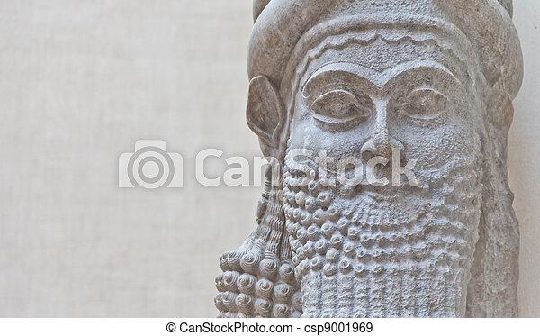 Mesopotamian Art - csp9001969