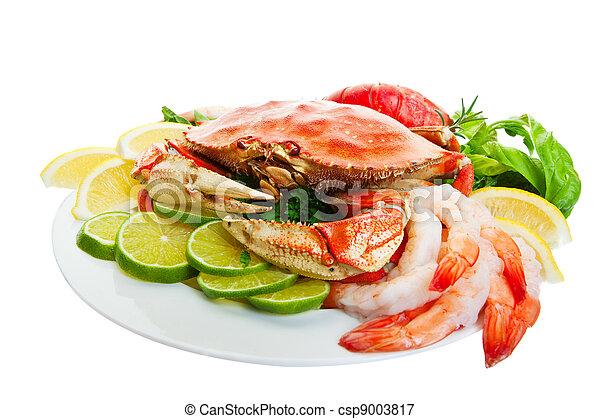 Crab platter - csp9003817