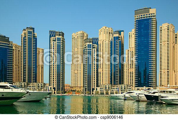 Dubai, UAE. - csp9006146