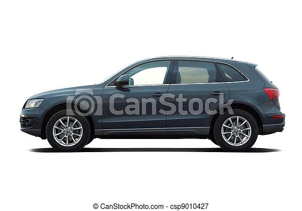 Luxury SUV - csp9010427