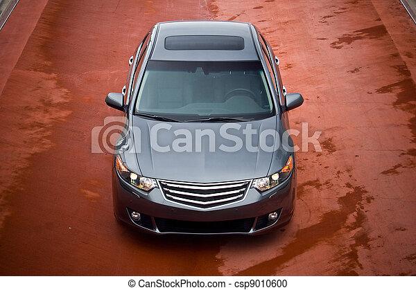 Car front view - csp9010600