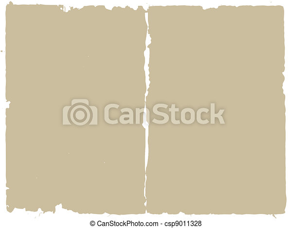 aging paper - csp9011328