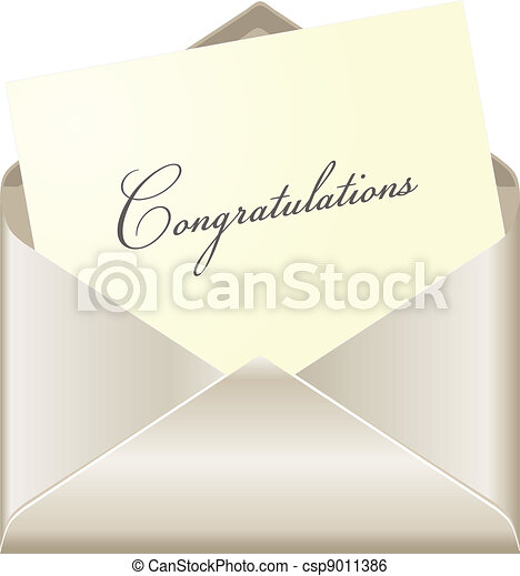 Congratulations card - csp9011386