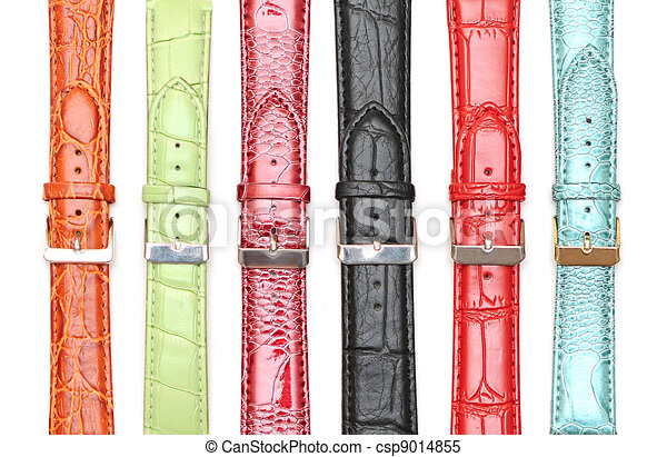 Strap On A Wristwatch - csp9014855