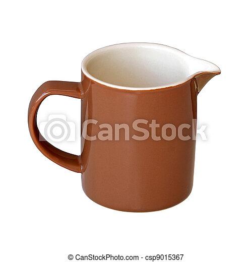 Ceramic jug - csp9015367