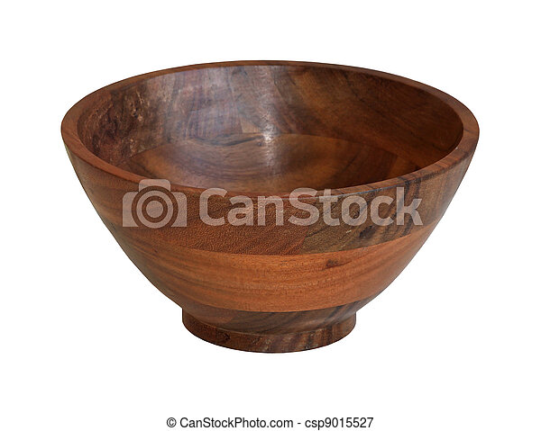 Wooden bowl - csp9015527