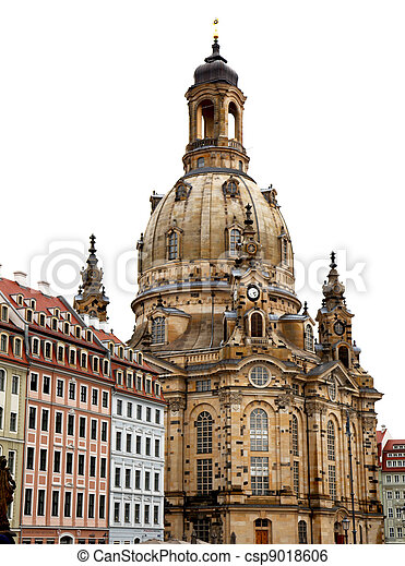 dresden frauenkirche clip art