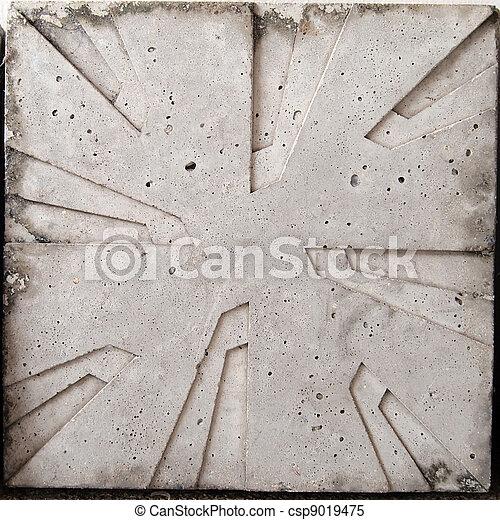 perspective line, molding art - csp9019475