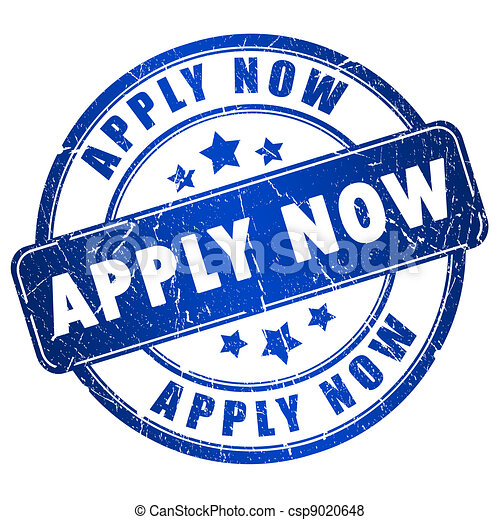 Apply now stamp - csp9020648