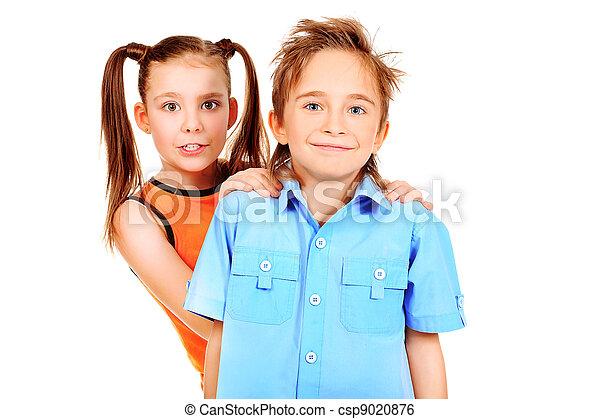 emotion children - csp9020876