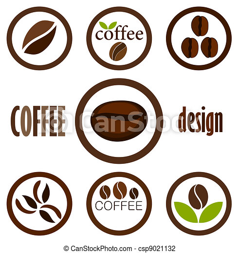 Coffee Bean Drawing Can-stock-photo_csp9021132.jpg