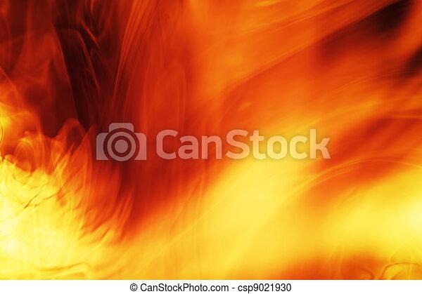 fire background - csp9021930