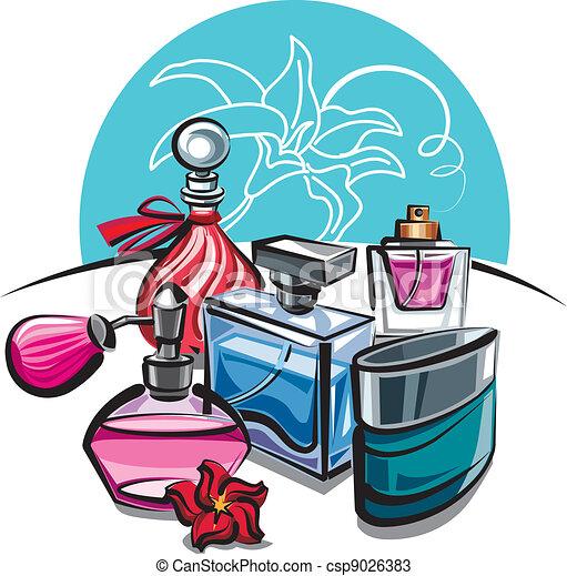 perfumes  - csp9026383