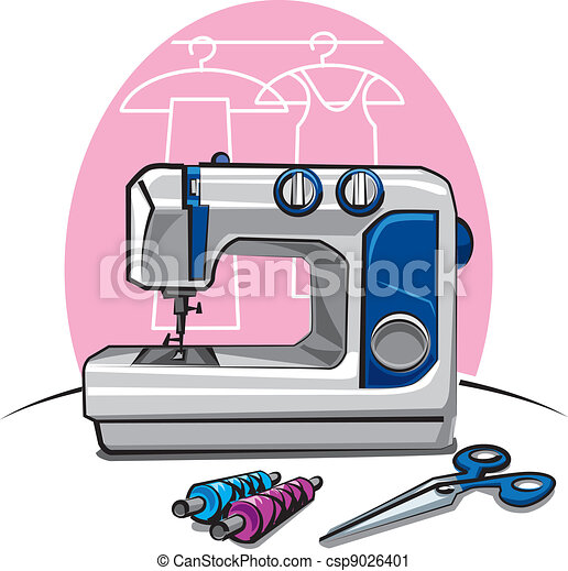 sewing machine - csp9026401