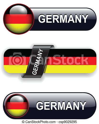 German icons - csp9029295