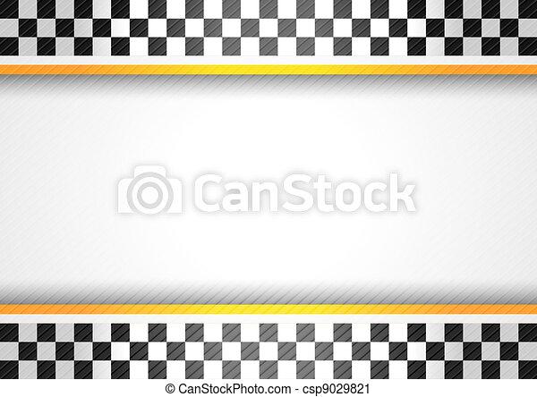 Racing Background - csp9029821