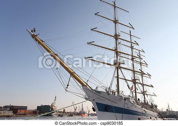 sailing ship  - csp9030185
