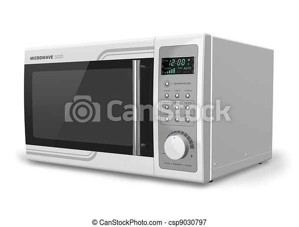 Microwave oven - csp9030797
