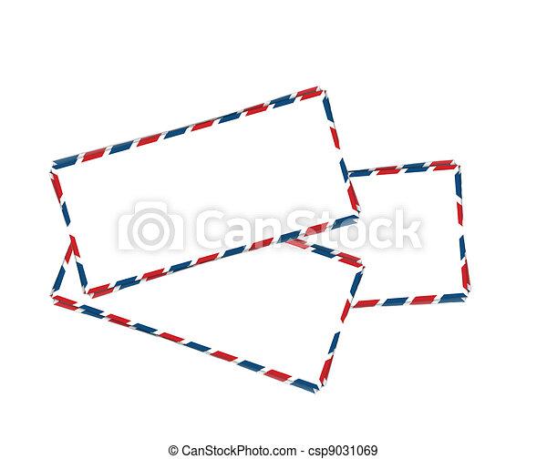 stock illustration post envelope cover letter stock illustration