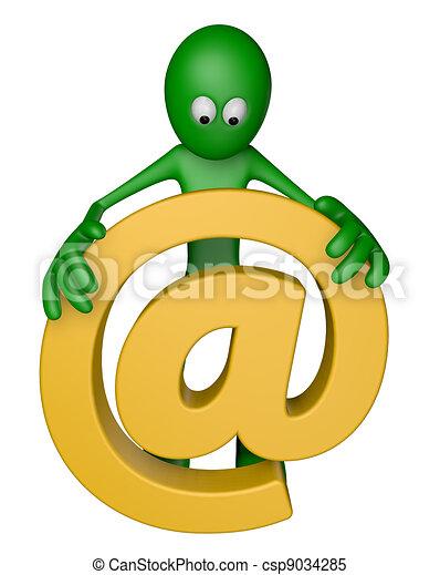email alias - csp9034285