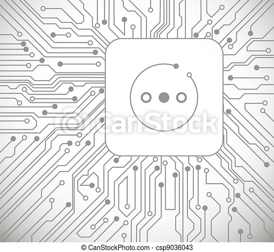 The socket - csp9036043