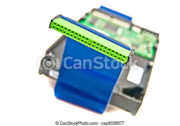 hard drive, IDE connectors - csp9038977