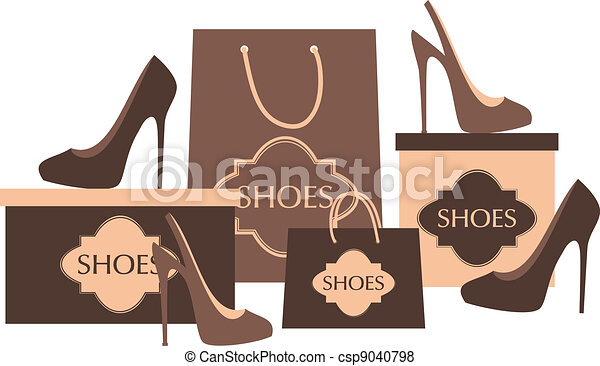 Shoe Shop - csp9040798