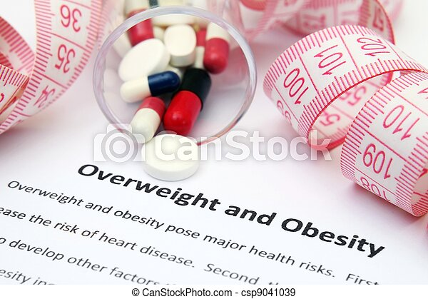 Overweight and obesity - csp9041039