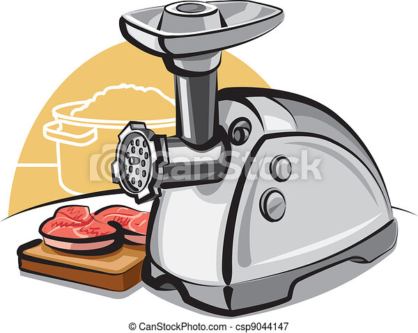 electric meat grinder  - csp9044147