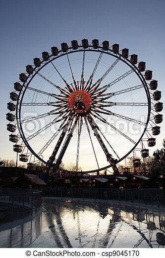 Ferris Wheel - csp9045170