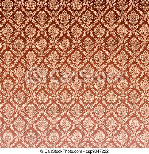 Bordeaux wallpaper - csp9047222