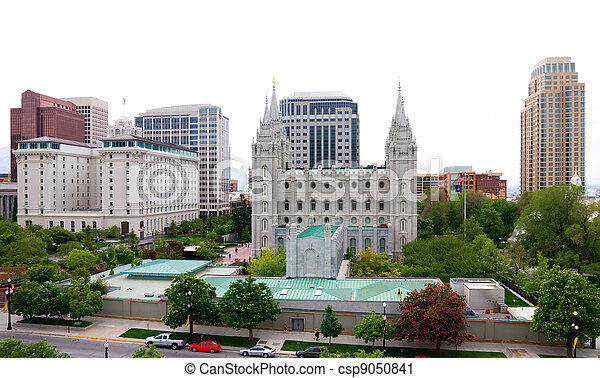 Salt Lake City - csp9050841