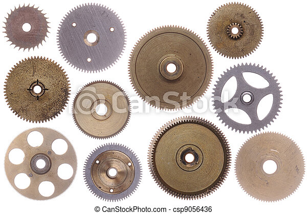 Set of cog-wheels - csp9056436