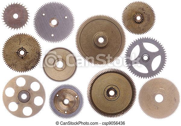 Set of cog-wheels - csp9056436