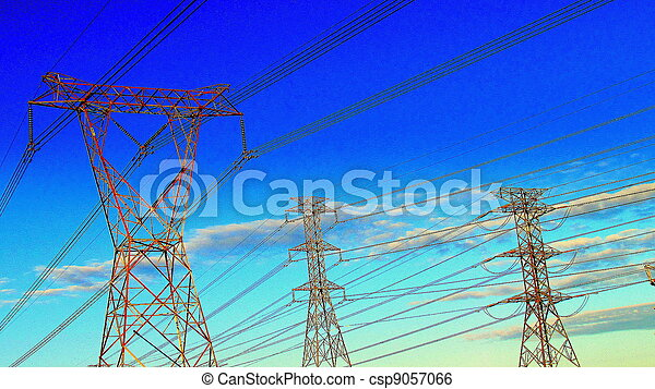 Electricity Infrastructure - csp9057066